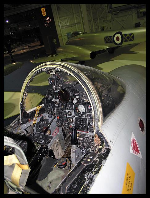 Cockpit - Phantom FGR 2