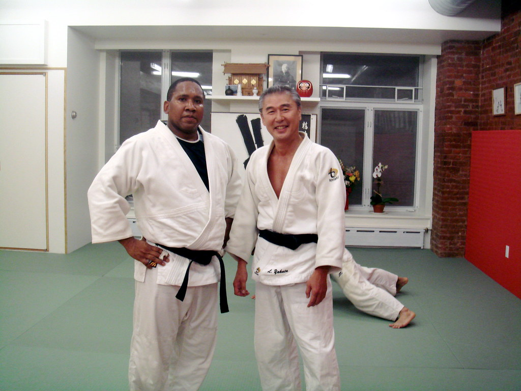 Oishi Judo 029 | From the first evening class at the Greenwi