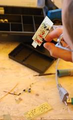 ccc07: fm-transmitter soldering workshop #1