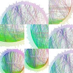 Friendship Wheel Collage | by Choconancy1