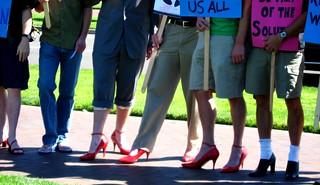 Men in heels | by Lisa Norwood