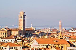Venice from the Giudecca Canal 2