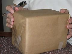 Package   by Karen Gadbois