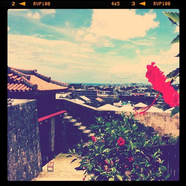 沖縄首里城