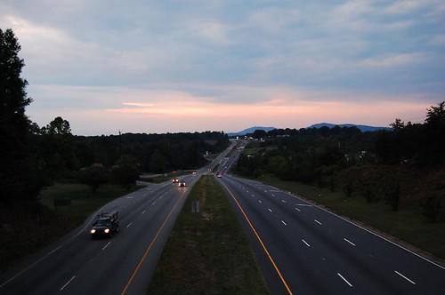 road nc nikon highway northcarolina granitefalls d40