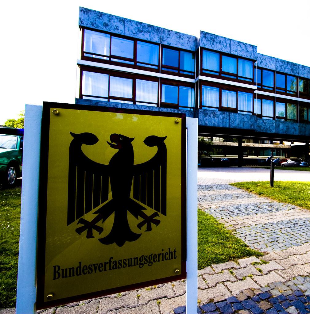 Bundesverfassungsgericht, Karlsruhe