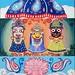 Jagannatha, Baladeva, and Subhadra by Radhikita
