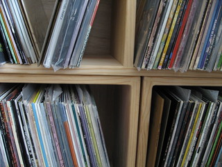 Record Collection | by jaztuck3000