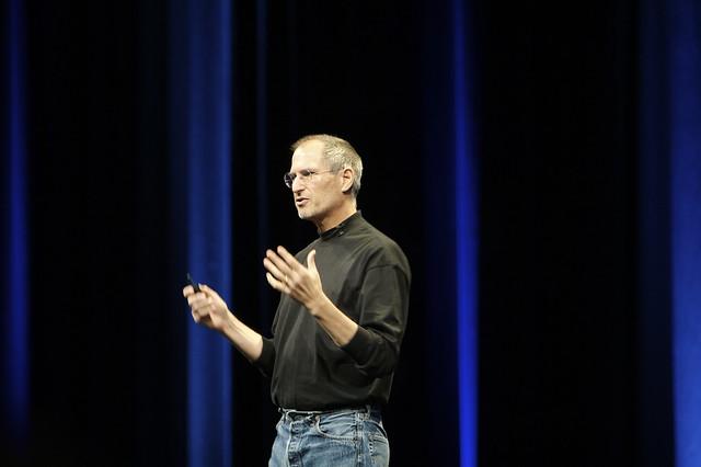 Steve Jobs Speaks At WWDC07