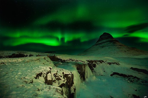 Iceland: Aurora Borealis | by vicmontol