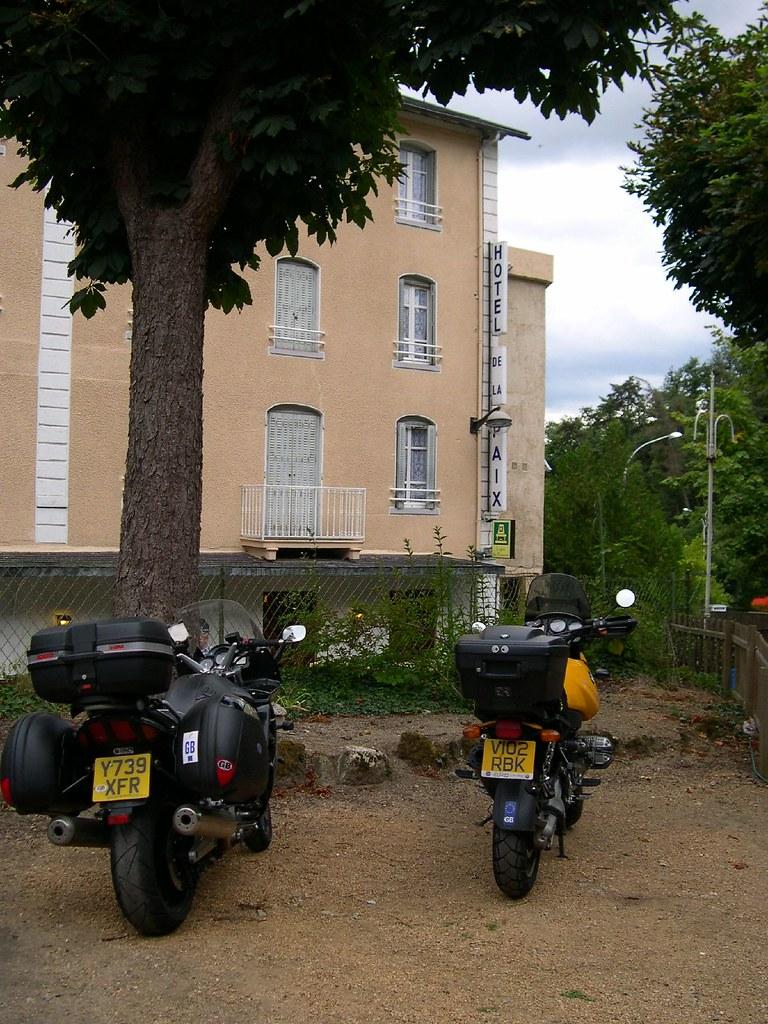 Hotel de la Paix @ St Nectaire (Auvergne)