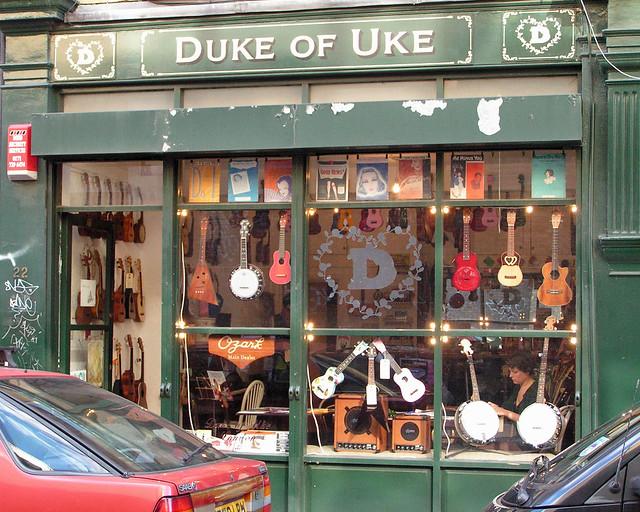 Duke of Uke