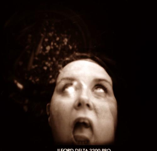 silly self | by Laura Burlton - www.lauraburlton.com