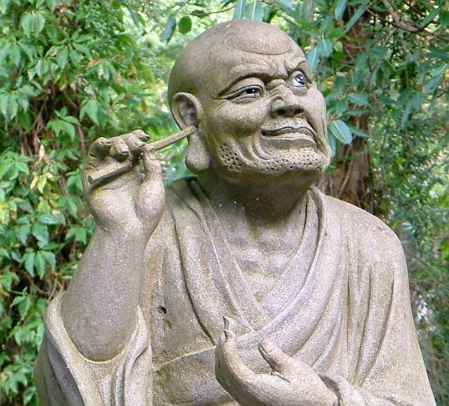 Buddhist Statue 2