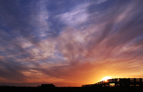 bridge sunset red sky cloud fire interestingness fremontca interestingness18 i500 exploretop20 explore24oct2006