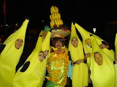 Chiquita Banana Meets Her Offsprings...ver productive   by mayatv4u