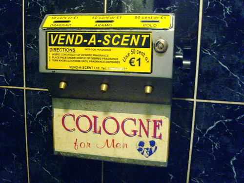 Vend-a-Scent | by Iain Tait