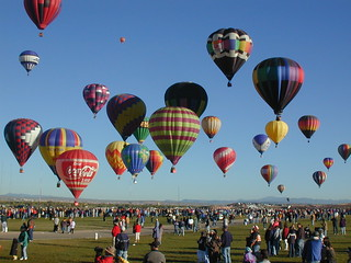 2002 Albuquerque International Balloon Fiesta -- DSCN0233 | by Corvair Owner