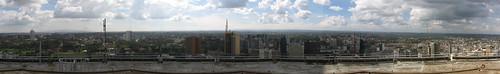 africa city travel panorama skyline digital canon landscape geotagged cityscape view kenya nairobi a520 2006 powershot highrise canonpowershot eastafrica