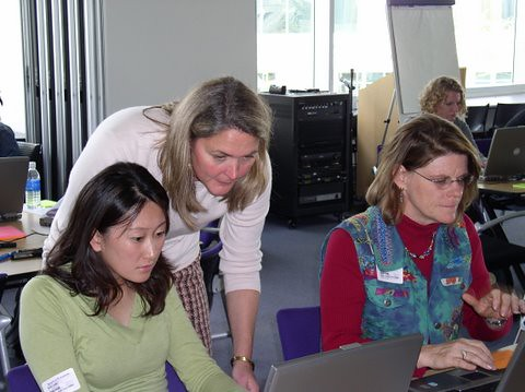 yahoo! teachers @ fall camp