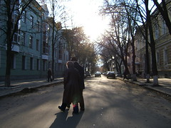 Poltava morning light
