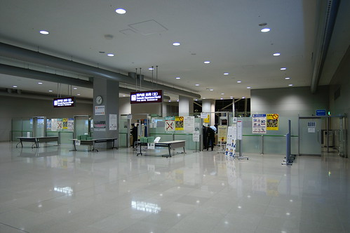 Security Gate (Domestic Departures) @ KIX/RJBB