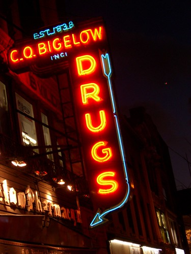 Bigelow Drugs | by David Cushing