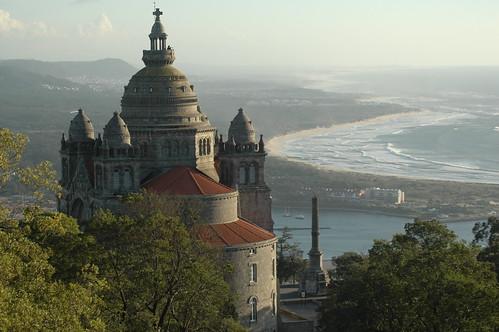 Vista da Pousada do Monte de Sta. Luzia (1) | by nfcastro