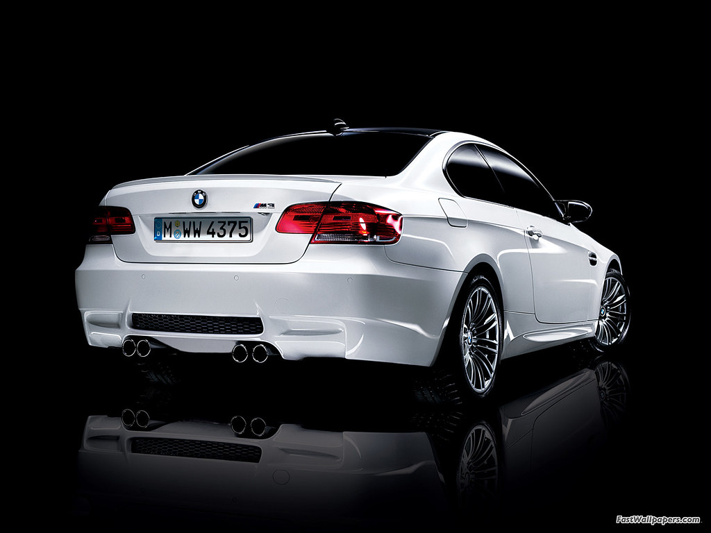 2008 Bmw E92 M3 Coupe Wallpaper 2008 Bmw E92 M3 From Fast Flickr