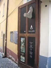 International Art Studio, Cesky Krumlov
