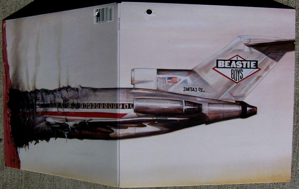 8a7fb050 Beastie Boys / Licensed To Ill | ARTIST: Beastie Boys TITLE:… | Flickr