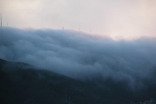 SFO fog