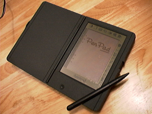 Amstrad Pen Pad PDA 600 | by blakespot