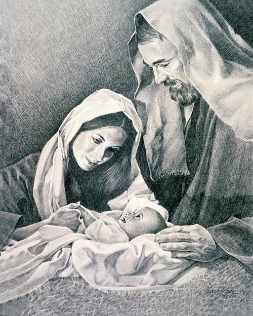 Mormon Nativity