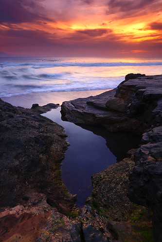 light sunset bali seascape beach nature canon indonesia landscape filter reverse 1022mm echobeach canggu singhray canoneos50d