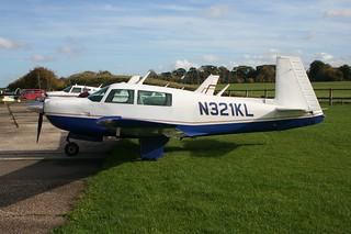Mooney M.20J Aerostar  201 N321KL