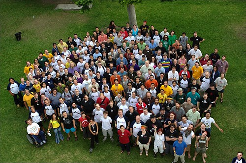 Debconf 6 group photo | by aigarius