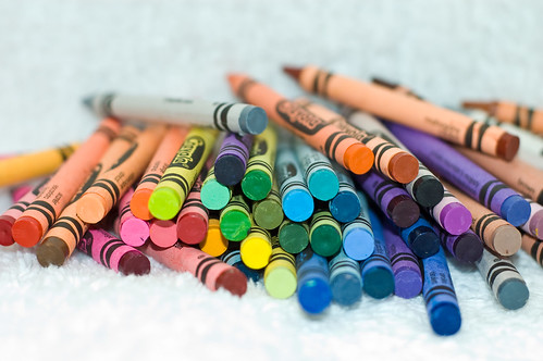 crayons | by bookgrl