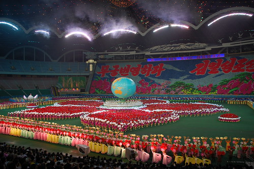 North Korea — Pyongyang, Arirang (Mass Games) | by (stephan)