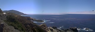 Panoramic between Carmel and Big Sur | by hannaimage