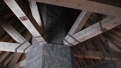 Inside Timberline Lodge Mount Hood