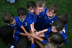 soccer practice   by woodleywonderworks