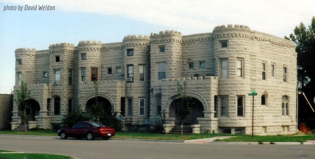 The Bovee Flats Waterloo Iowa Quot The Castle Quot Commercial