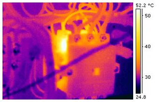 Industrial Thermal Image | by CBC || Thermal