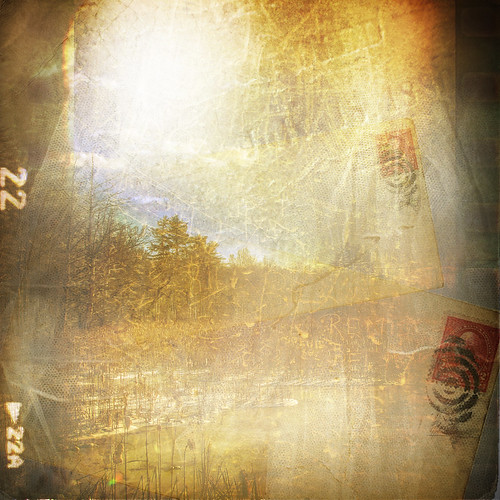 abstract art texture collage composite photoshop canon vintage landscape massachusetts digitalart memories dream textures memory layers past remembering tamron1735 40d