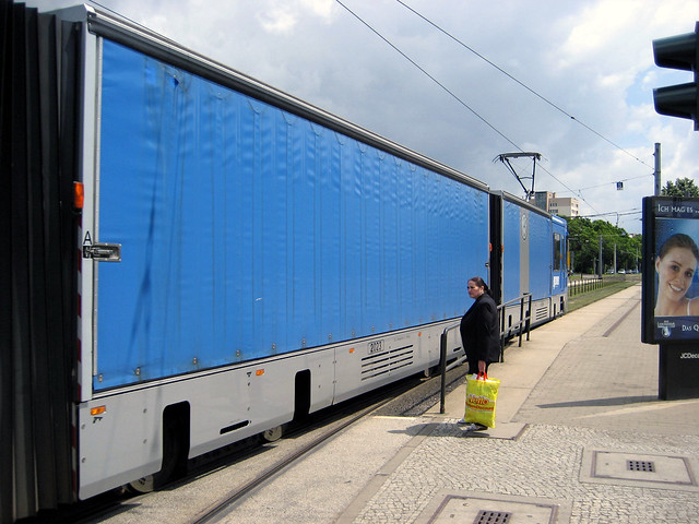 CarGoTram Dresden 2010