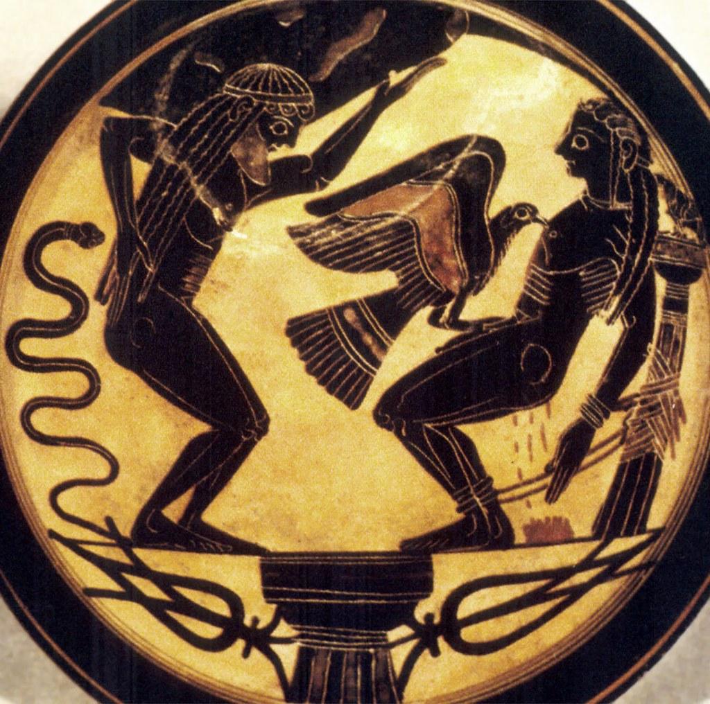 -0555 Atlas y Prometeo o Sísifo y Ticio