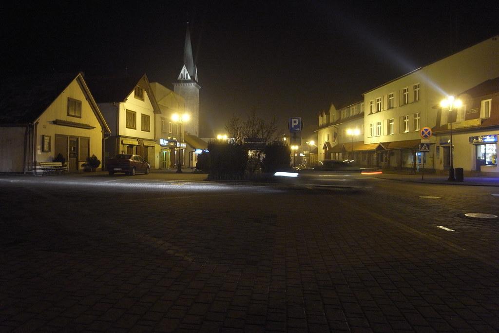 Rynek / Main street