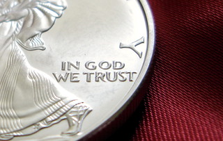 In God we trust | by kevin dooley