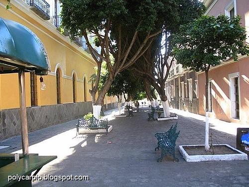 Puebla - Calle poblana